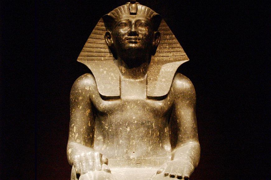 Egyptian Museum Turin 1