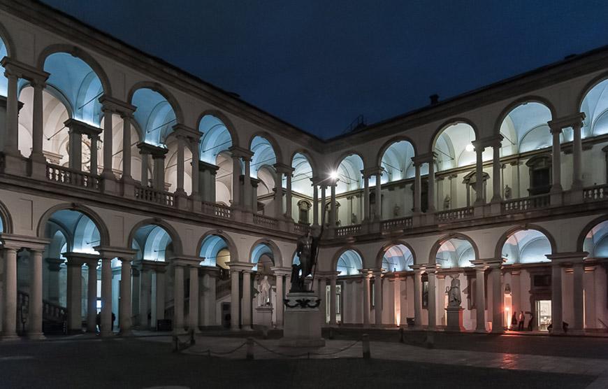 Pinacoteca di brera milano for Belle arti milano brera