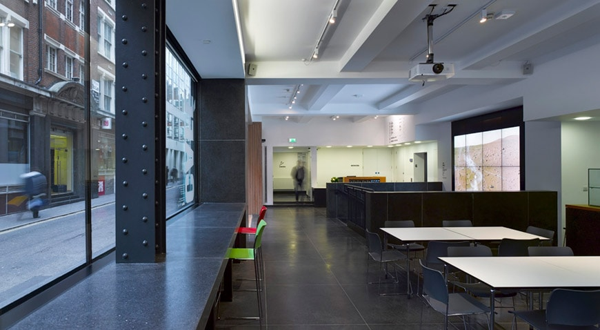 The Photographers' Gallery London O'Donnell + Tuomey architects 2