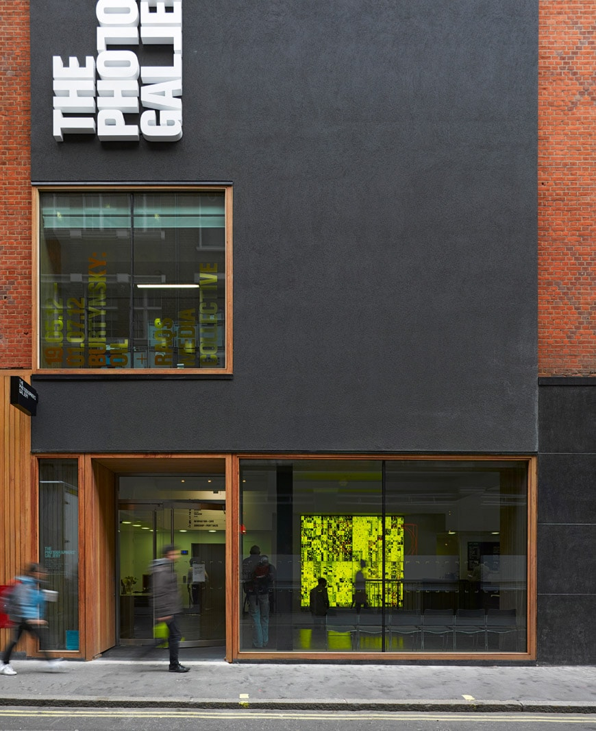 The Photographers' Gallery London O'Donnell + Tuomey architects 7