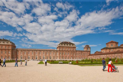 Venaria Reale Palace Turin 01