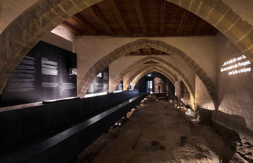 Occidens Museum Pamplona Cathedral 3
