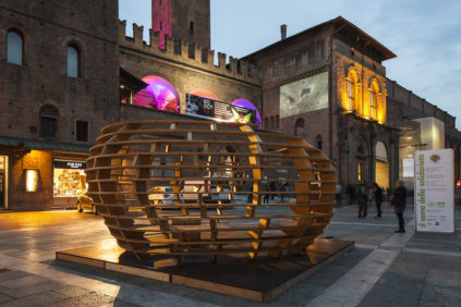Bologna | The Seed – temporary pavilion