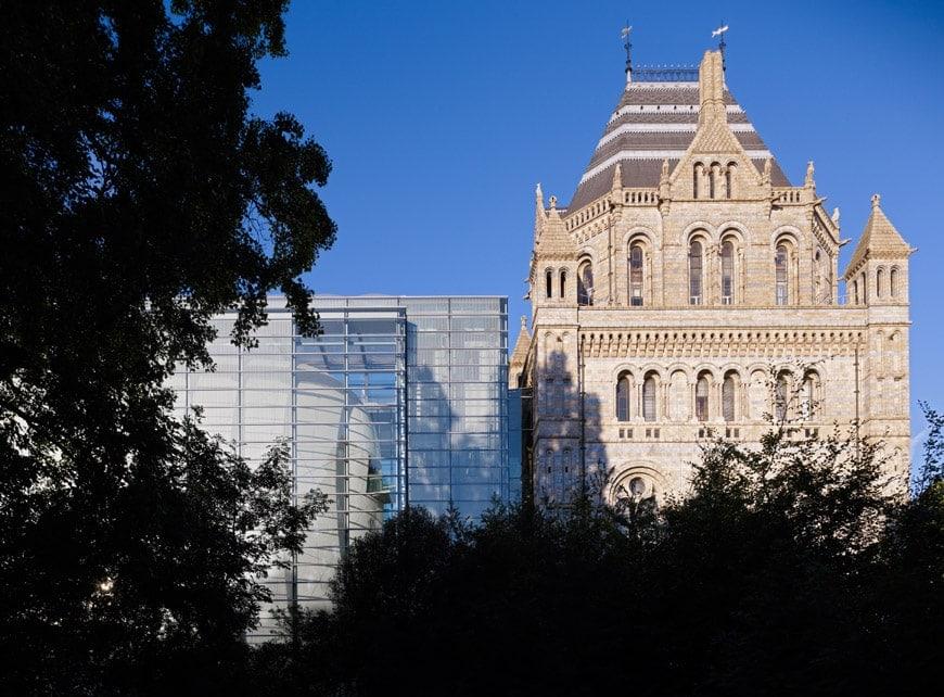 Darwin Natural History Museum 01