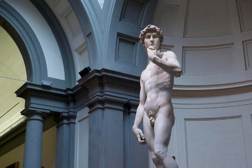 David Michelangelo Accademia Gallery Florence