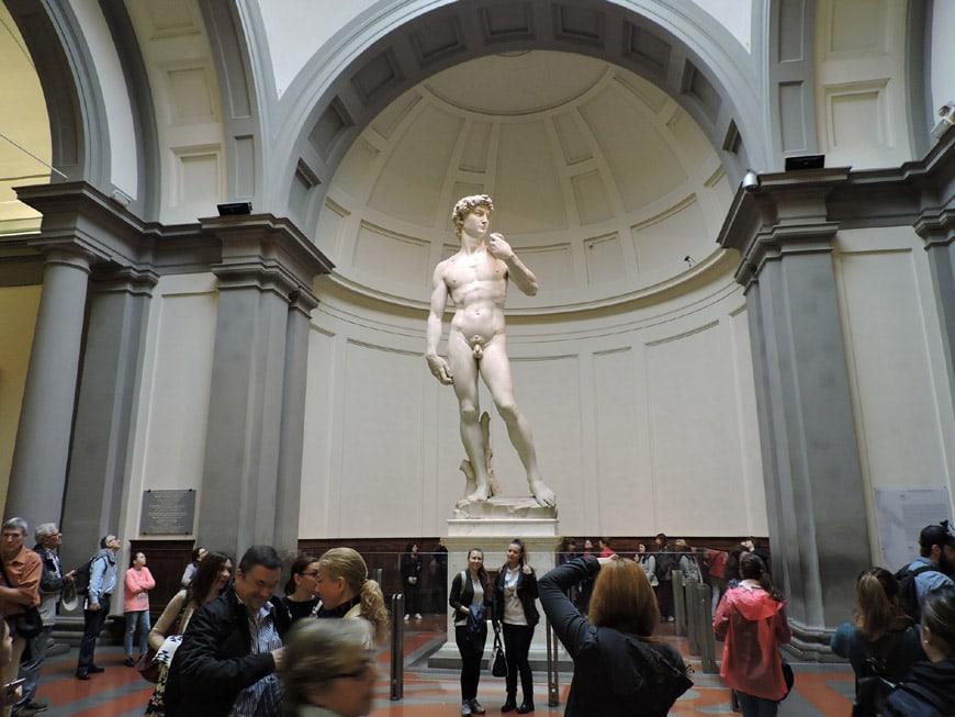 David Michelangelo Galleria Accademia Firenze 2