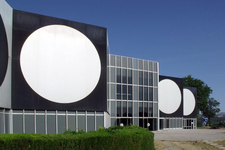 Fondation Vasarely Aix-en-Provence 4