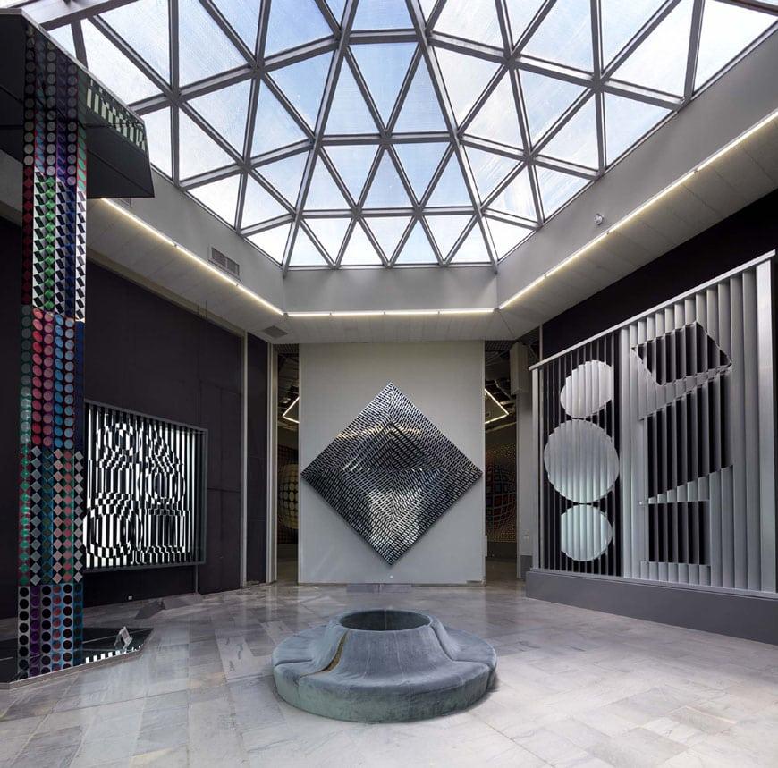 Fondation Vasarely Aix-en-Provence 6
