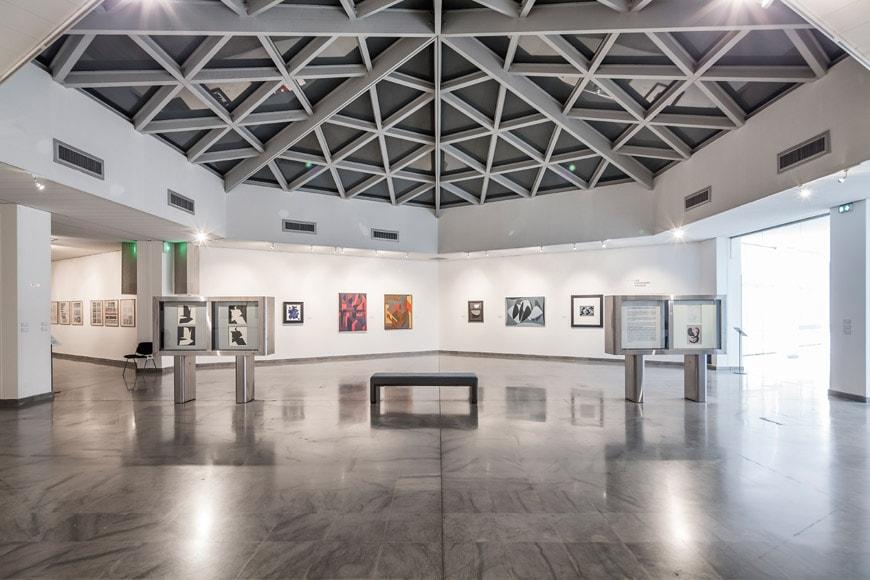 Fondation Vasarely Aix-en-Provence 8