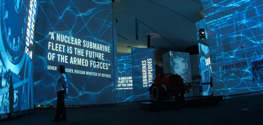 IWM-Imperial-War-Museum-North-Manchester-permanent-exhibition-02