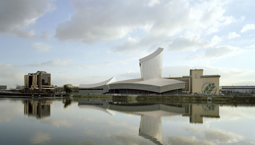 Imperial War Museum North Manchester 08