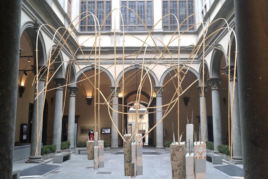 Menicagli-installazione-Palazzo-Strozzi-Firenze
