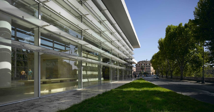 Museum of the Ara Pacis - Rome