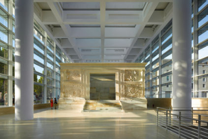 Museum of the Ara Pacis – Rome