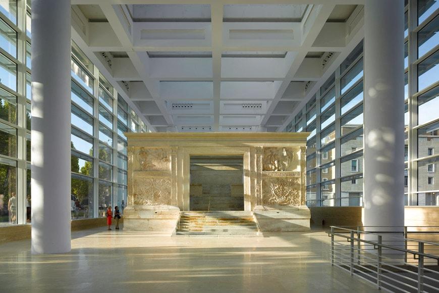 Museo-Ara-Pacis-museum-Rome-Richard-Meier