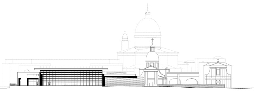 Museo-Ara-Pacis-museum-Rome-Richard-Meier-wast-elevation