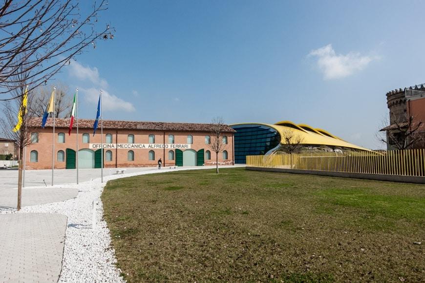 Museo Ferrari 01