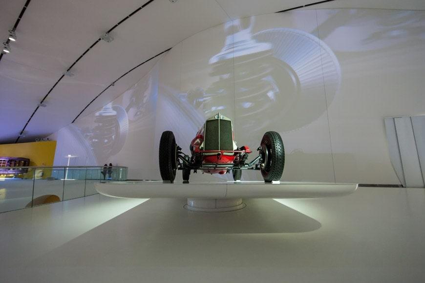 Alfa Romeo RL Targa Florio 1927 Museo Ferrari Modena