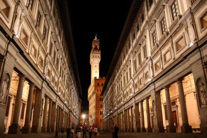 Uffizi Gallery – Florence