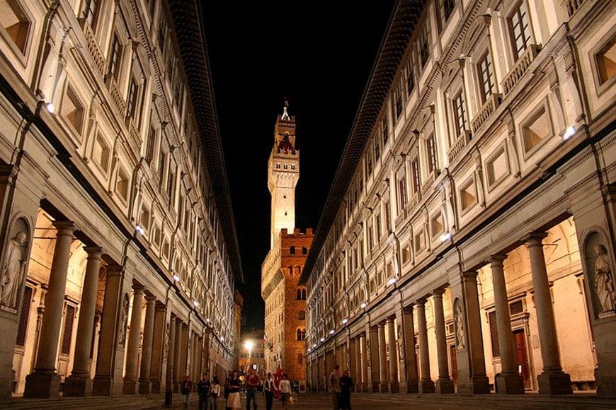 Uffizi Gallery Florence Galleria Uffizi Firenze 01