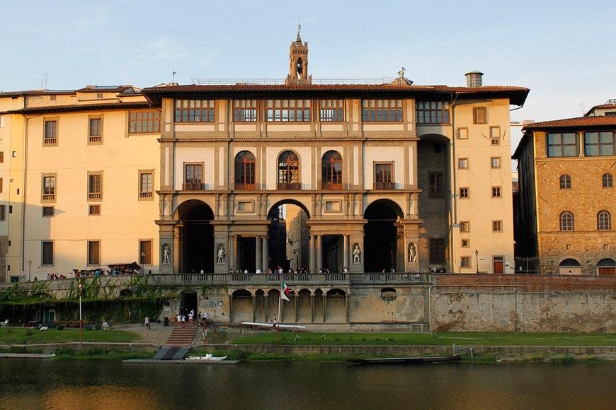 Uffizi Gallery Florence Galleria Uffizi Firenze 02
