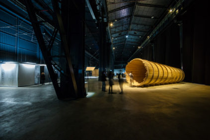 Milan | The Cildo Meireles Installations exhibition at HangarBicocca