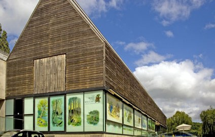 River and Rowing Museum Henley