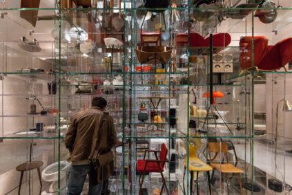 Italian Design Icons Triennale museum Milan
