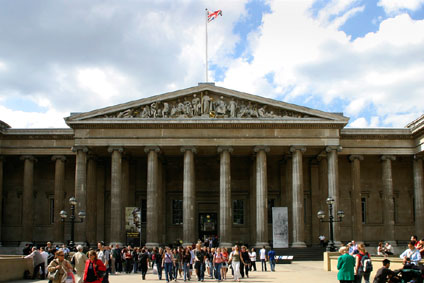 british museum london inexhibit