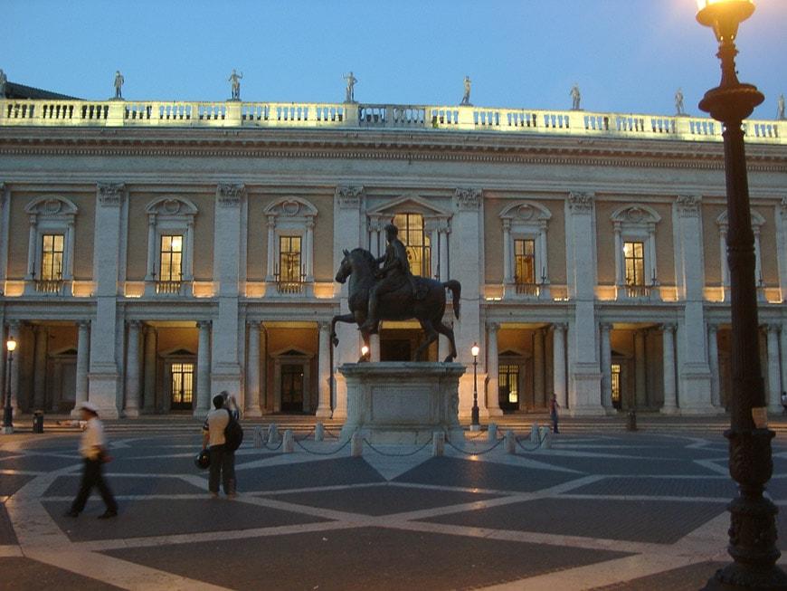 Capitoline Museums Musei Capitolini Rome 3