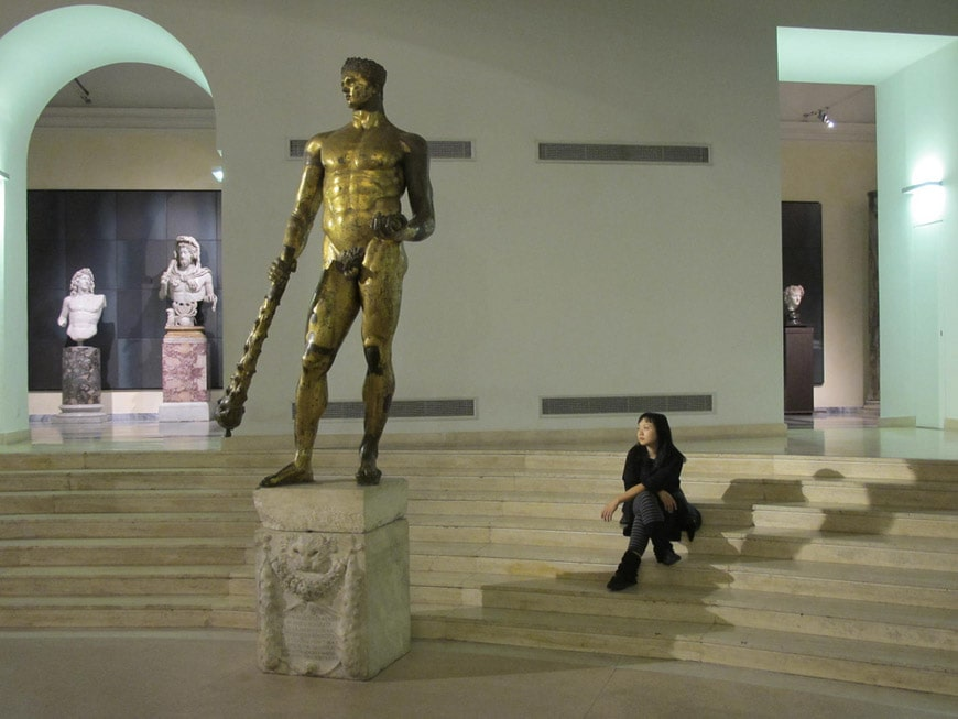 Capitoline Museums Musei Capitolini Rome 6