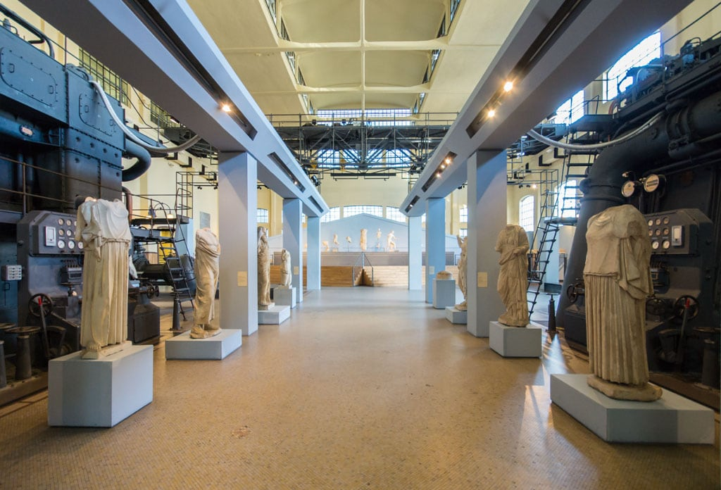 Centrale Montemartini Archaeological Museum Rome Inexhibit 02