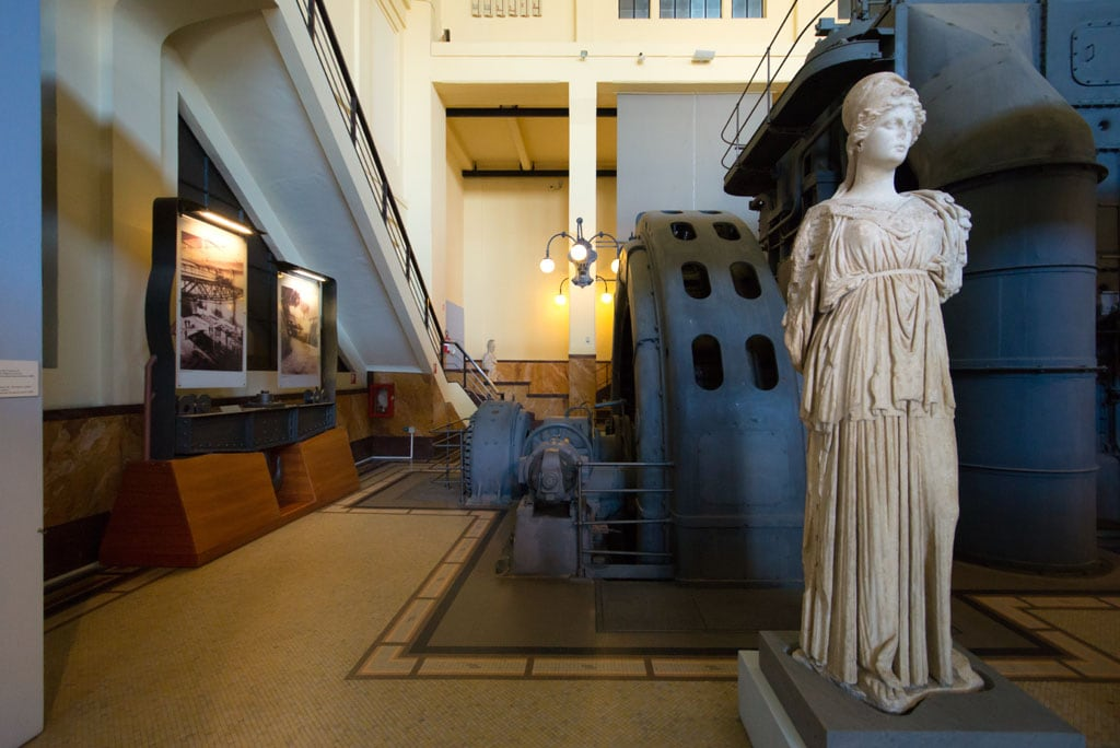 Centrale Montemartini Archaeological Museum Rome Inexhibit 04