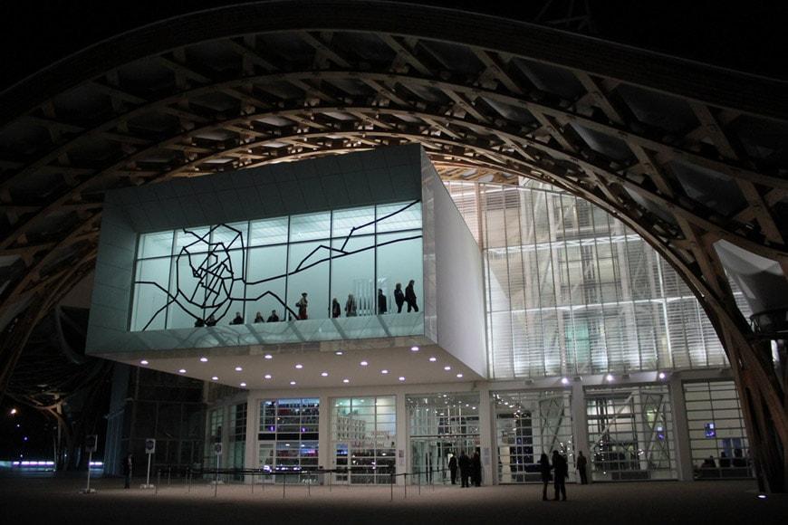 Centre Pompidou Metz Shigeru Ban 11