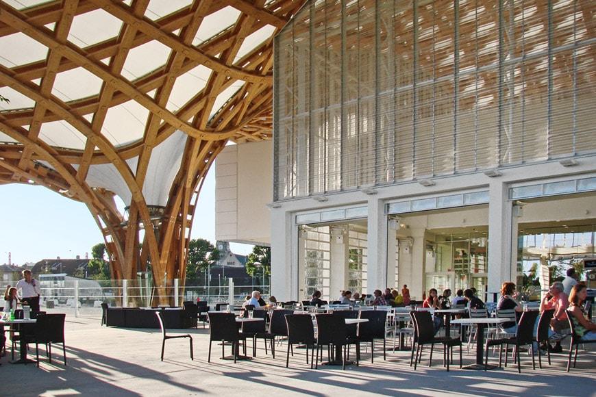 Centre Pompidou Metz Shigeru Ban 12