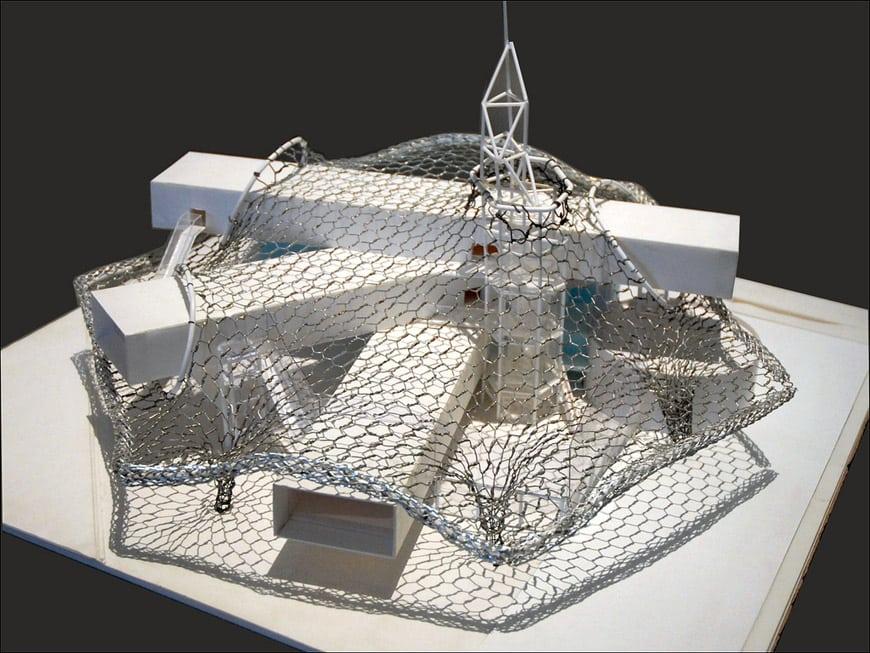 Centre-Pompidou-Metz-Shigeru-Ban-model