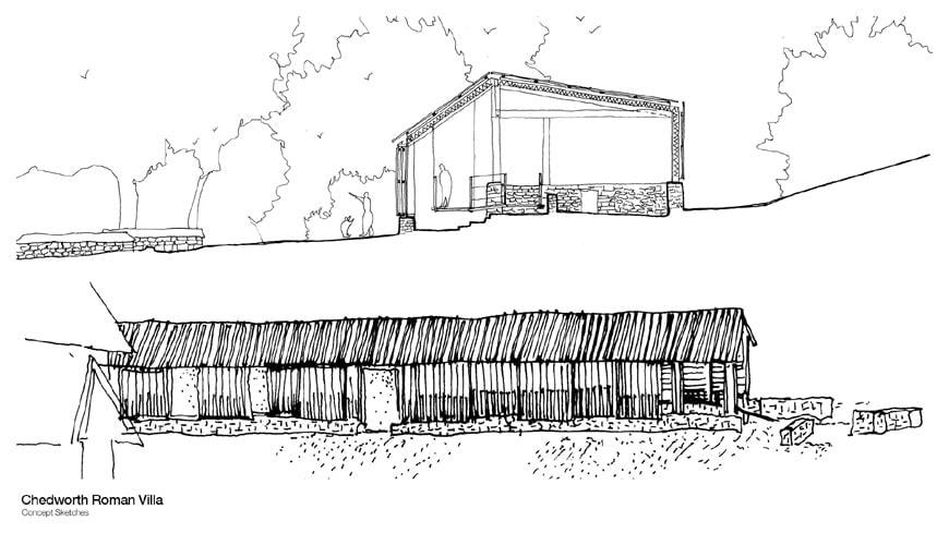Chedworth Roman Villa 03