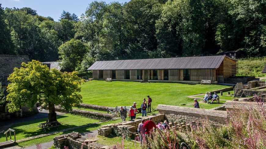 Chedworth Roman Villa 08