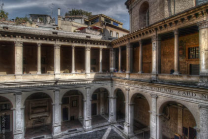 Cloister of Bramante – Rome