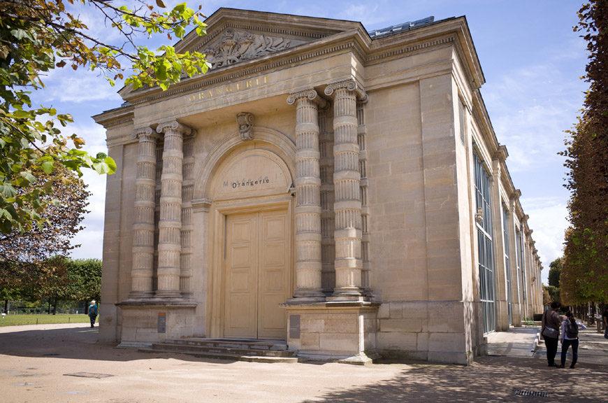 Musée de l'Orangerie Paris 1