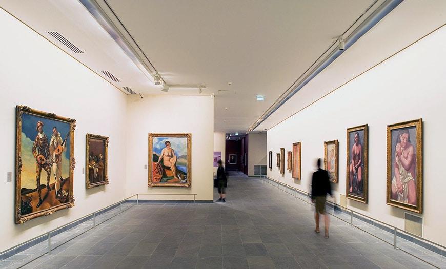 Musée de l'Orangerie Paris gallery 1