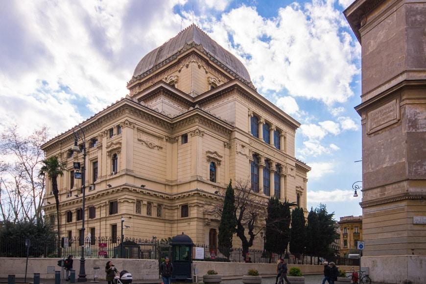 Museo Ebraico di Roma Tempio Maggiore Inexhibit 2