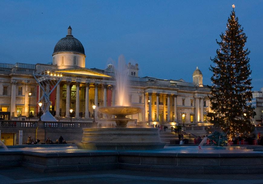 National Gallery Londra facciata