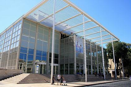 Carré d'Art museo di arte contemporanea | Nîmes