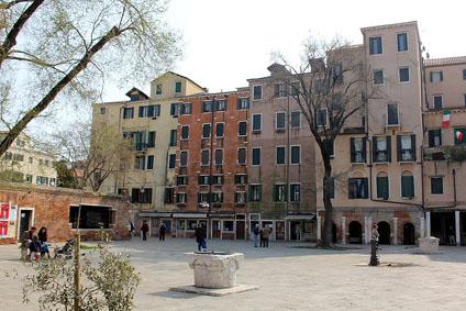 Jewish museum Venice