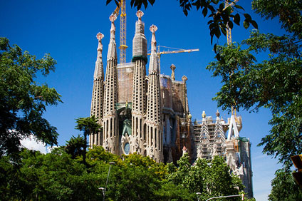 sagrada familia barcelona 02