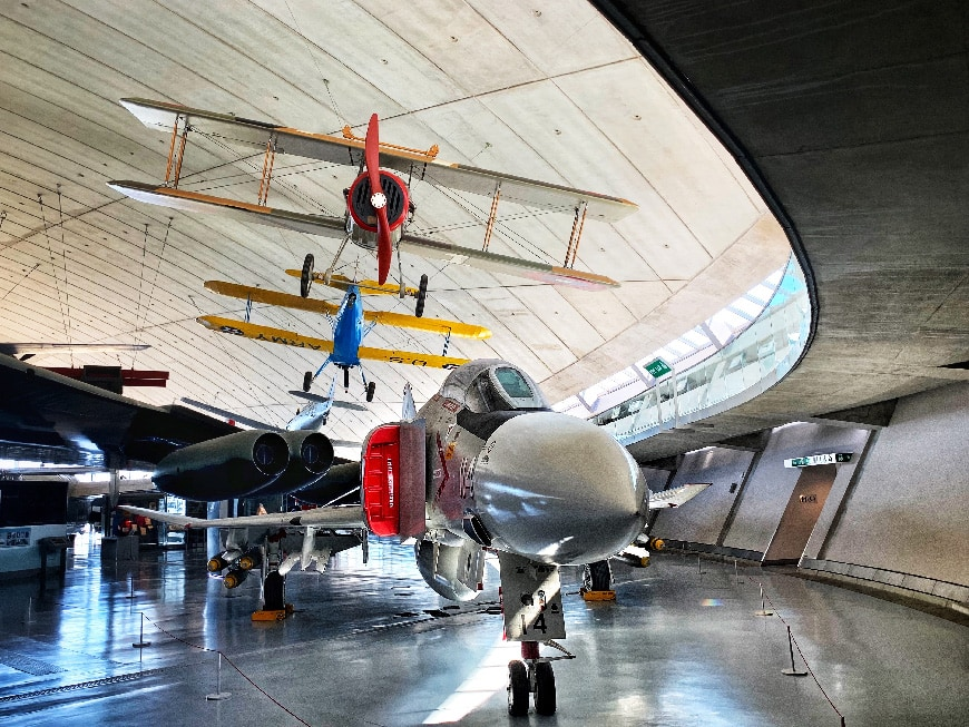 American air Museum Duxford, McDonnell Douglas F-4 Phantom II