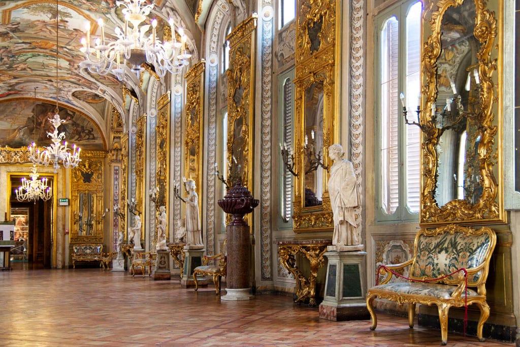 galleria doria pamphilj roma