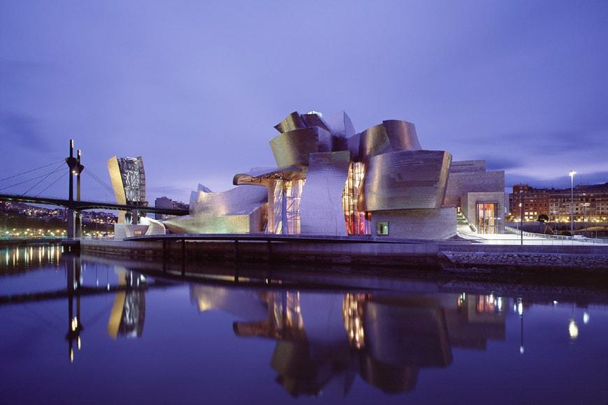 Guggenheim Bilbao Frank Gehry 09