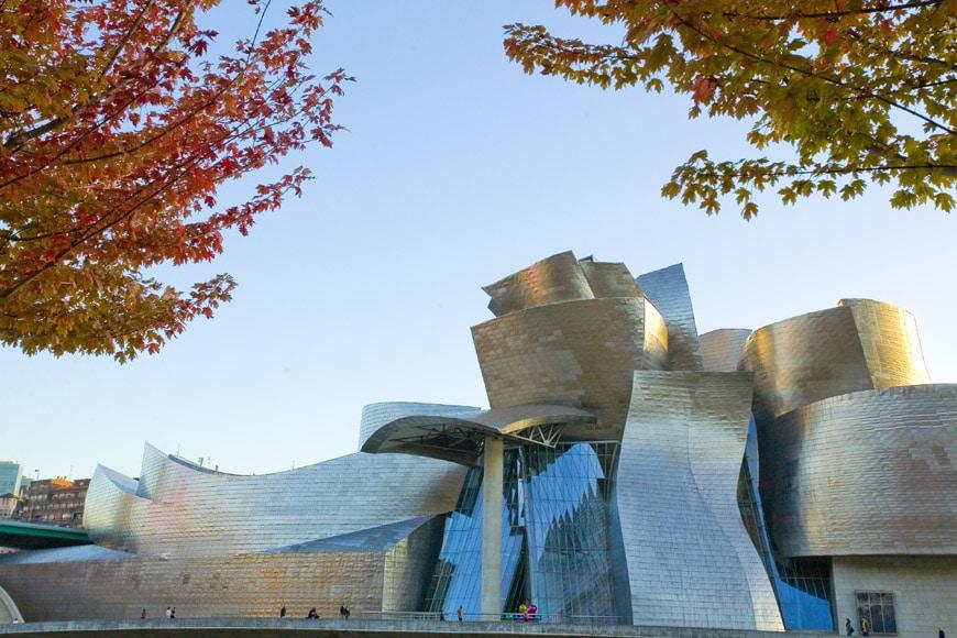 Guggenheim Bilbao Frank Gehry 4